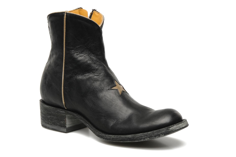 Stiefeletten & Boots Mexicana Star schwarz detaillierte ansicht/modell