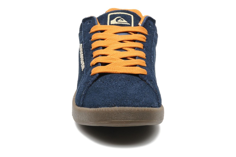 Sneakers Quiksilver LITTLE AREA 5 SUEDE Blauw model