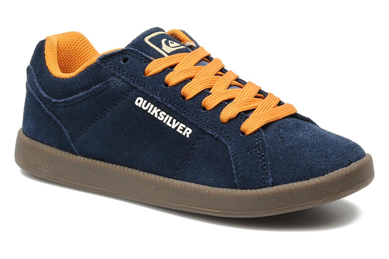 Sneakers Quiksilver LITTLE AREA 5 SUEDE Blauw detail