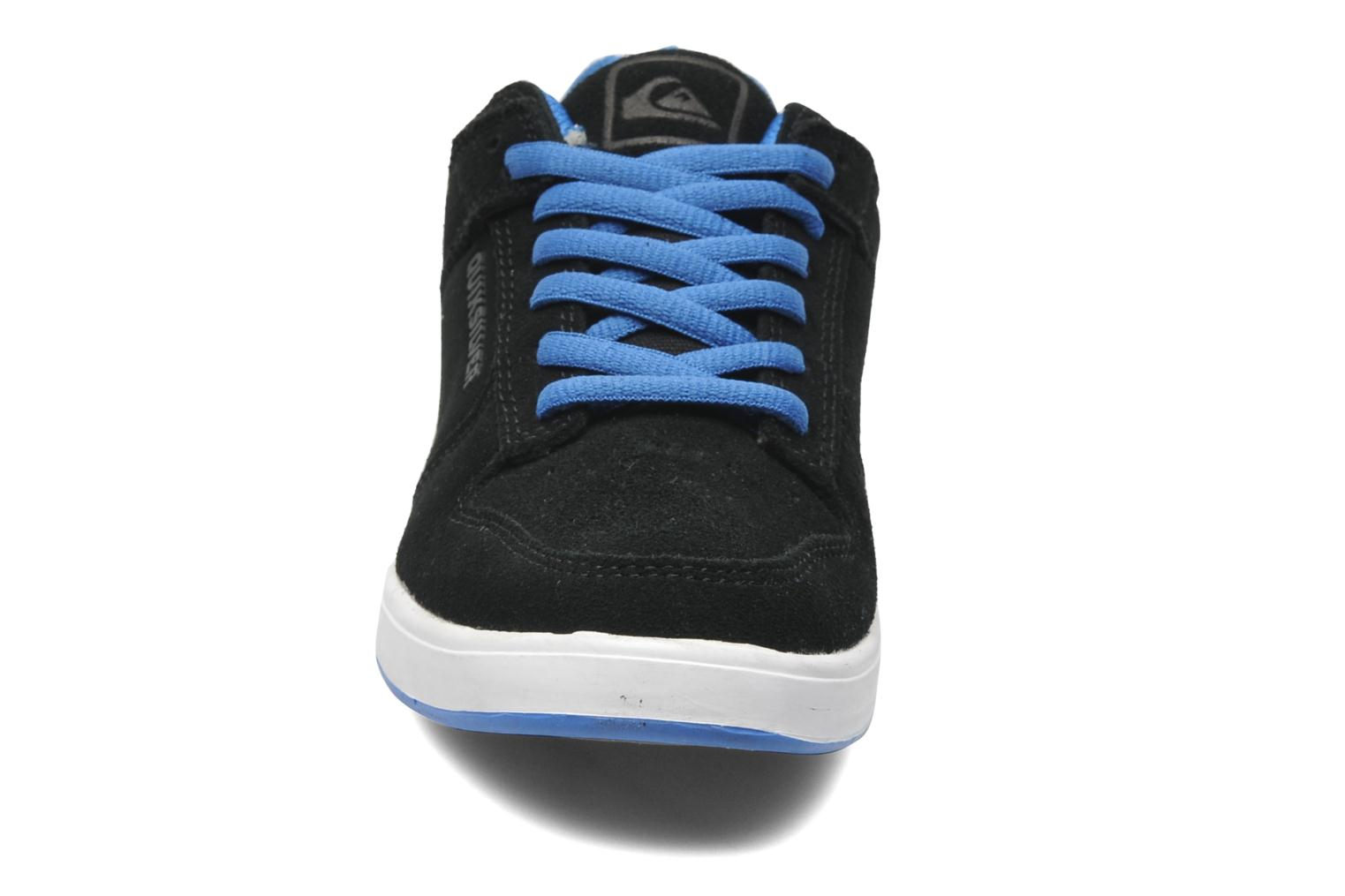 Sneakers Quiksilver LITTLE BURNSIDE 2 Zwart model