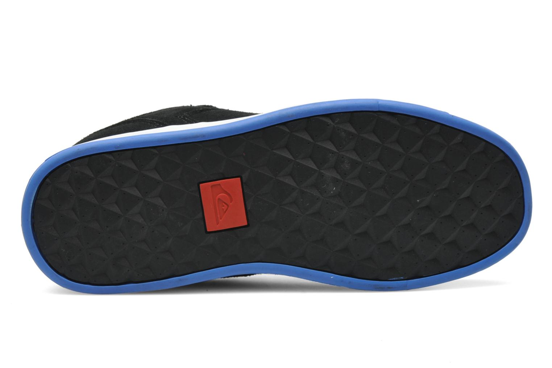 Sneakers Quiksilver LITTLE BURNSIDE 2 Zwart boven