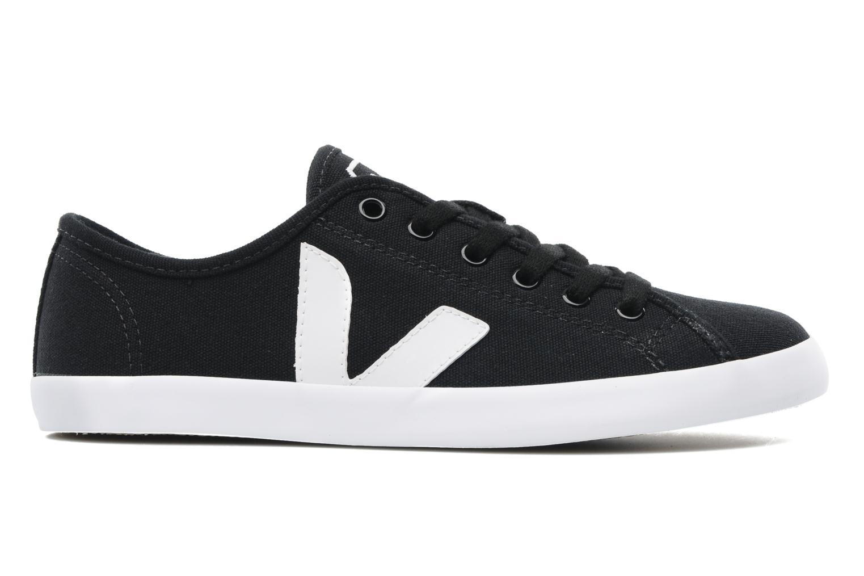 Sneakers Veja Taua W Zwart achterkant