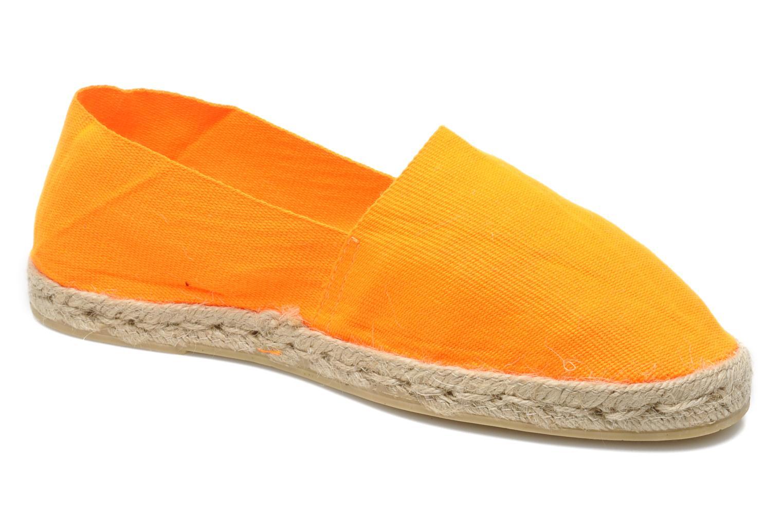 Espadrilles La maison de l'espadrille Espadrilles 328 orange detaillierte ansicht/modell
