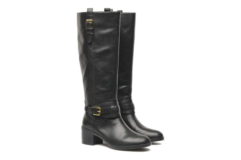 Zapatos de hombre y mujer de promoción por tiempo limitado Lauren by Ralph Lauren Charleen (Negro) - Botas en Más cómodo