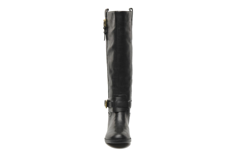 Stiefel Lauren by Ralph Lauren Charleen schwarz schuhe getragen