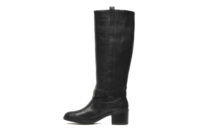 Stiefel Lauren by Ralph Lauren Charleen schwarz ansicht von vorne