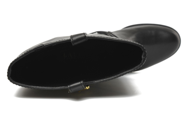Stiefel Lauren by Ralph Lauren Charleen schwarz ansicht von links