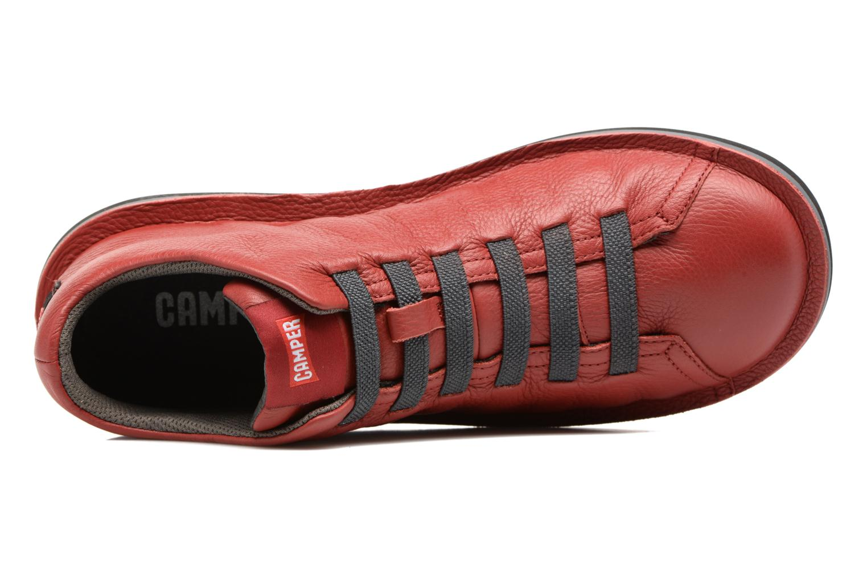 Sneakers Camper Beetle 36678 Rød se fra venstre