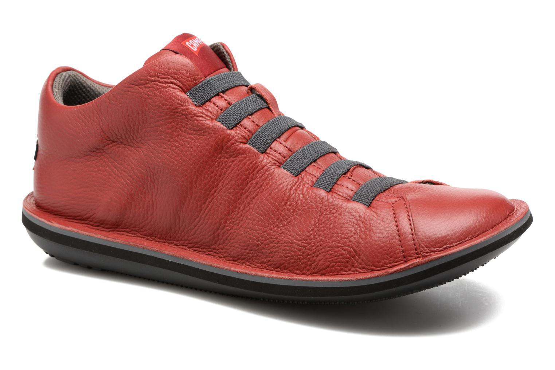Sneakers Camper Beetle 36678 Rød detaljeret billede af skoene