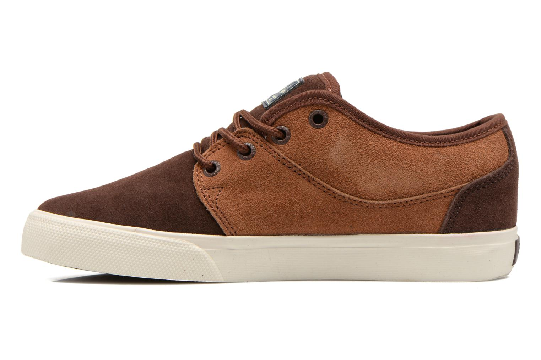 Chaussures de sport Globe MAHALO Marron vue face