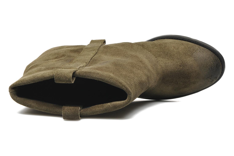 Stiefeletten & Boots Sol Sana Jai boot grün ansicht von links