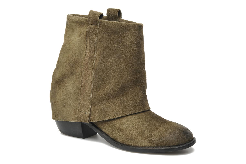 Stiefeletten & Boots Sol Sana Jai boot grün detaillierte ansicht/modell