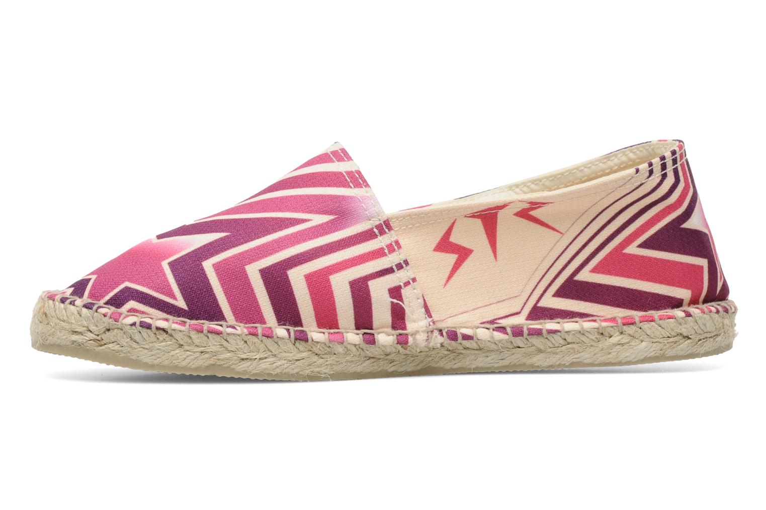 Espadrilles String Republic Moscow by Evgeny Kiselev W Multicolor voorkant