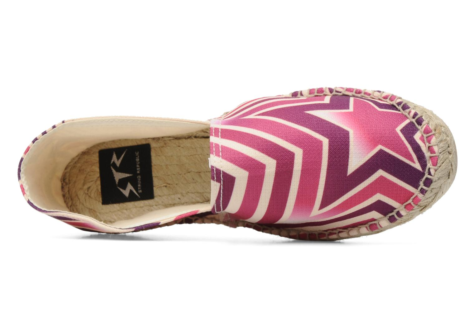 Espadrilles String Republic Moscow by Evgeny Kiselev W Multicolor links