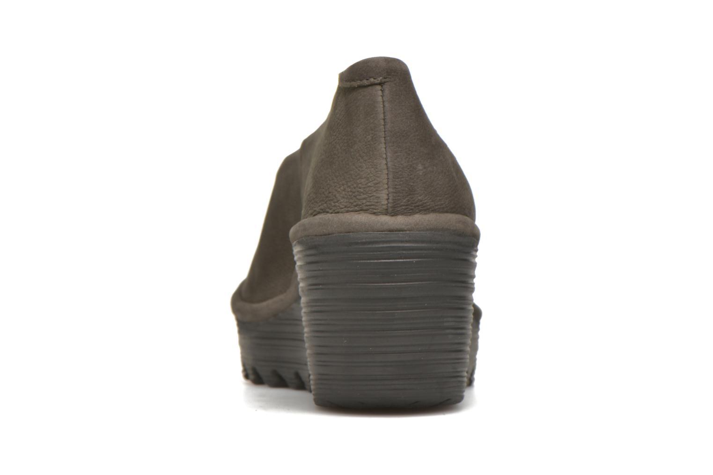 Casual salvaje Fly London Yaz (Marrón) - Zapatos de tacón en Más cómodo