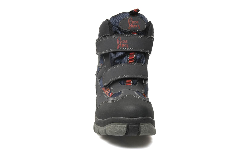 Bottines et boots I Love Shoes Harry Bleu vue portées chaussures