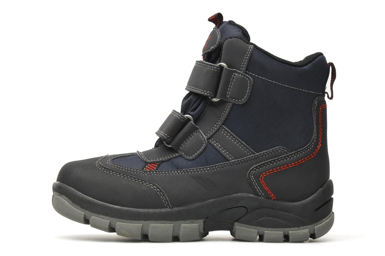 Bottines et boots I Love Shoes Harry Bleu vue face