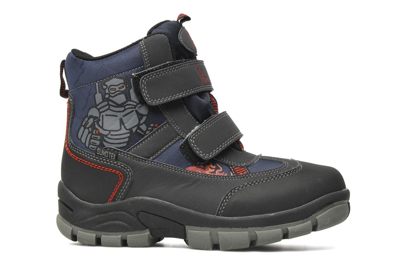 Bottines et boots I Love Shoes Harry Bleu vue derrière