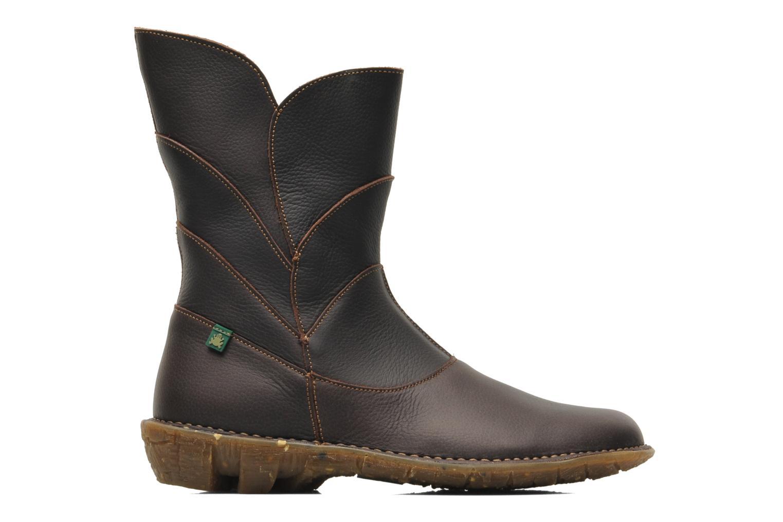 Boots en enkellaarsjes El Naturalista Savia N019 Bruin achterkant