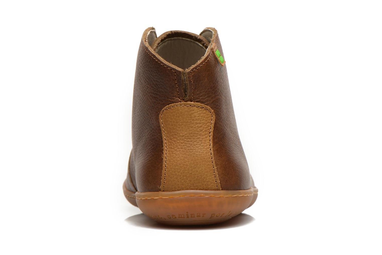 Chaussures à lacets El Naturalista Viajero N267 W Vert vue droite