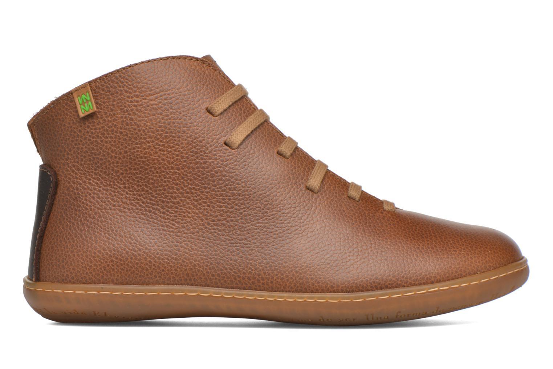 Chaussures à lacets El Naturalista Viajero N267 W Marron vue derrière