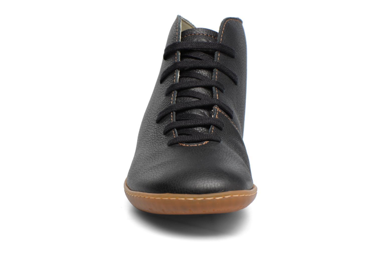 Chaussures à lacets El Naturalista Viajero N267 W Noir vue portées chaussures