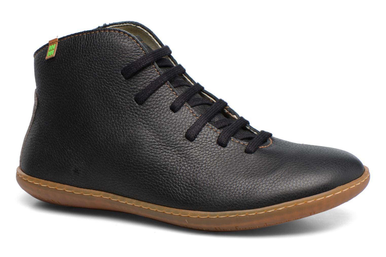Zapatos cómodos y versátiles El Naturalista Viajero N267 W (Negro) - Zapatos con cordones en Más cómodo
