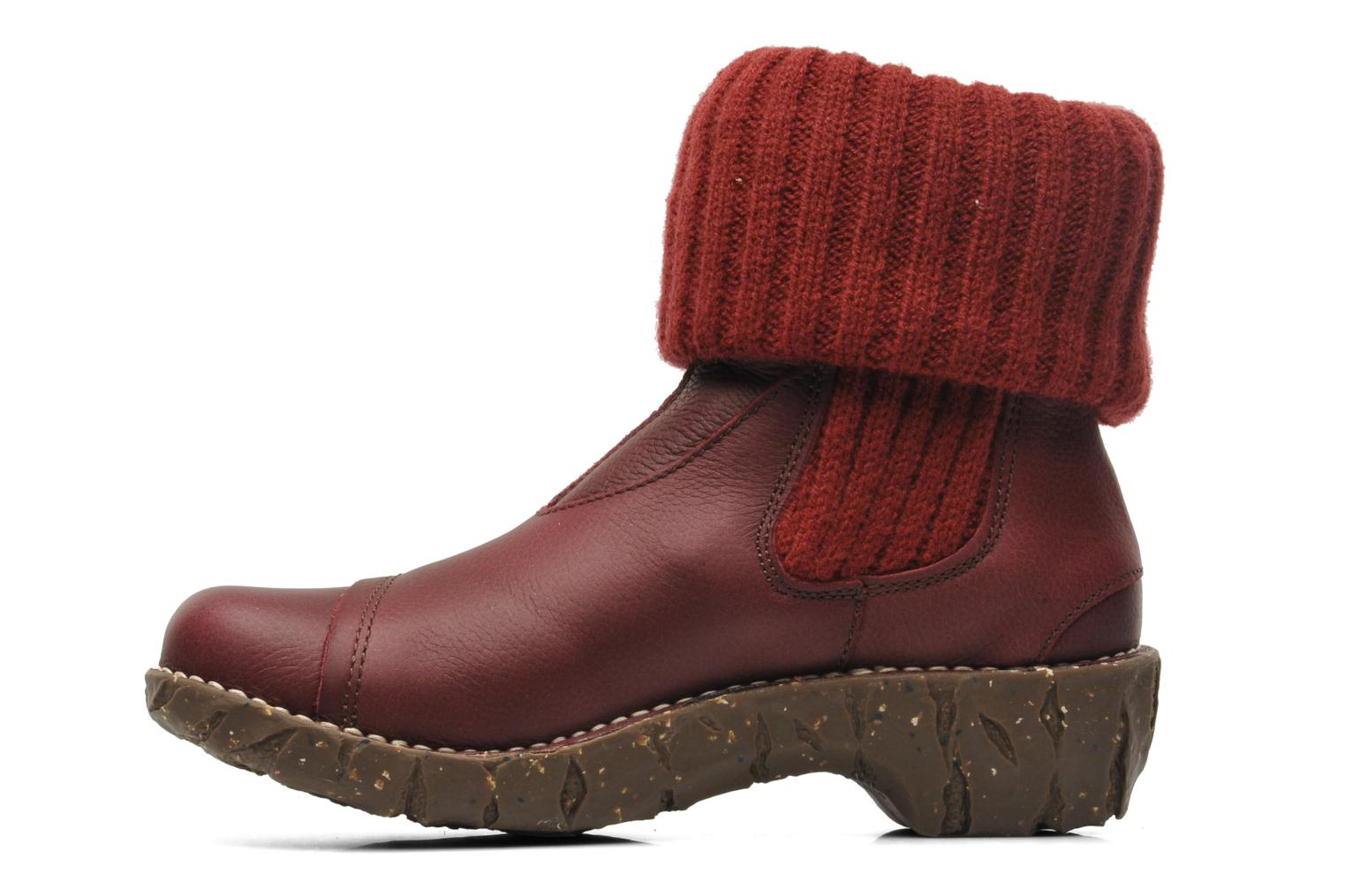 Bottines et boots El Naturalista Iggdrasil N097 Marron vue face