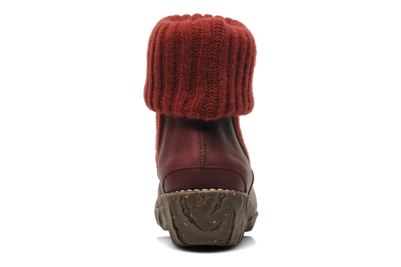 Bottines et boots El Naturalista Iggdrasil N097 Marron vue droite