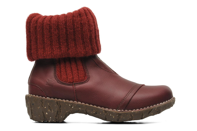 Boots en enkellaarsjes El Naturalista Iggdrasil N097 Bruin achterkant