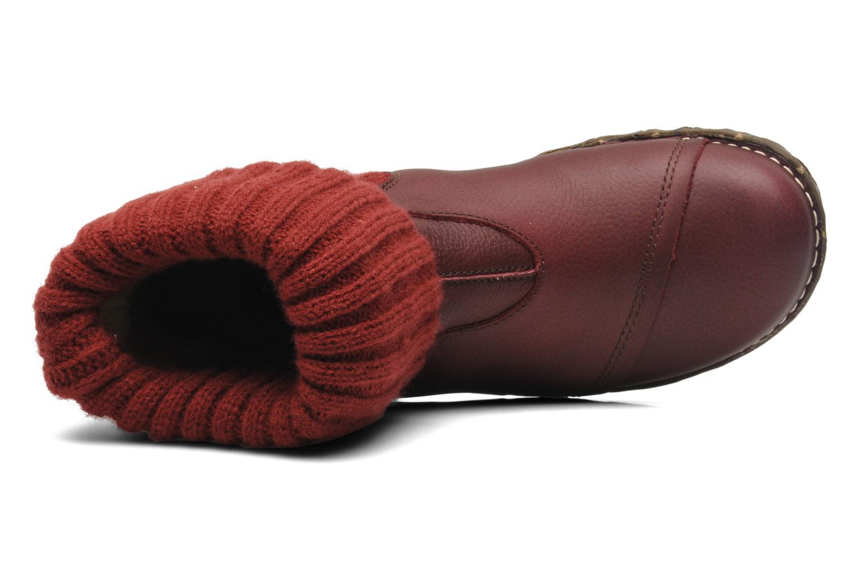 Bottines et boots El Naturalista Iggdrasil N097 Marron vue gauche