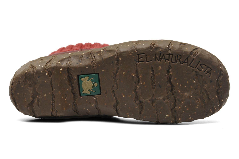 Bottines et boots El Naturalista Iggdrasil N097 Marron vue haut
