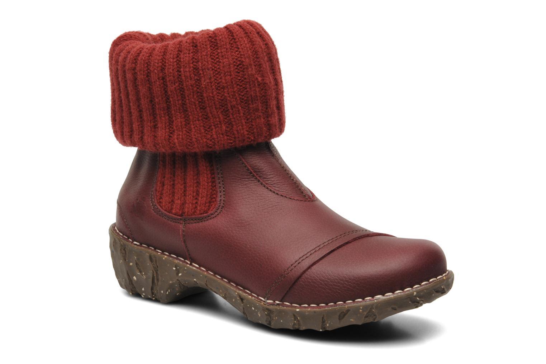 Bottines et boots El Naturalista Iggdrasil N097 Marron vue détail/paire