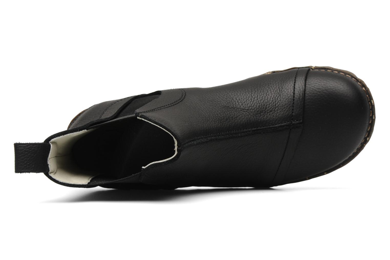 Bottines et boots El Naturalista Iggdrasil N158 Noir vue gauche