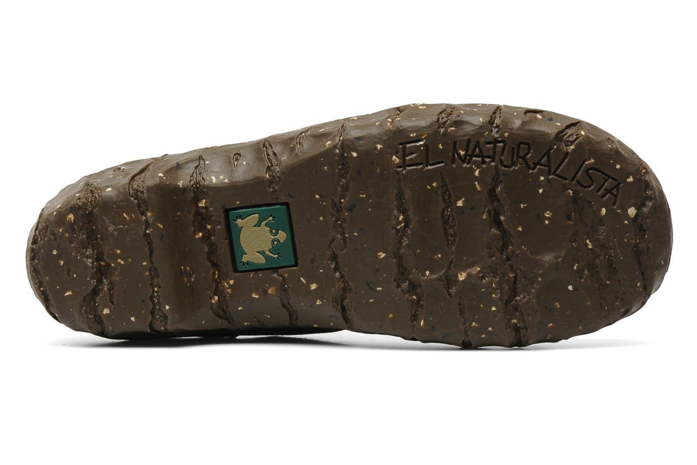 Bottines et boots El Naturalista Iggdrasil N158 Noir vue haut