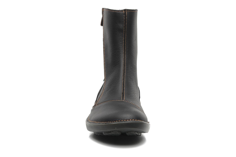 Bottines et boots El Naturalista Runas N193 Noir vue portées chaussures