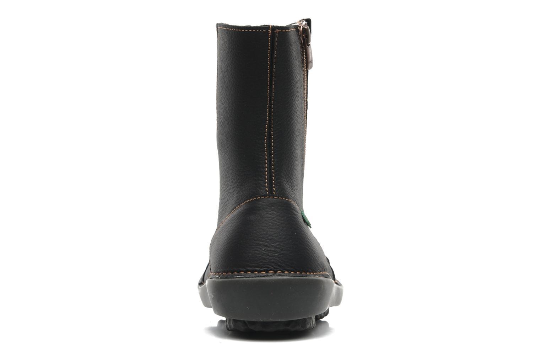 Bottines et boots El Naturalista Runas N193 Noir vue droite