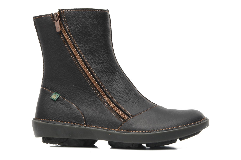 Bottines et boots El Naturalista Runas N193 Noir vue derrière
