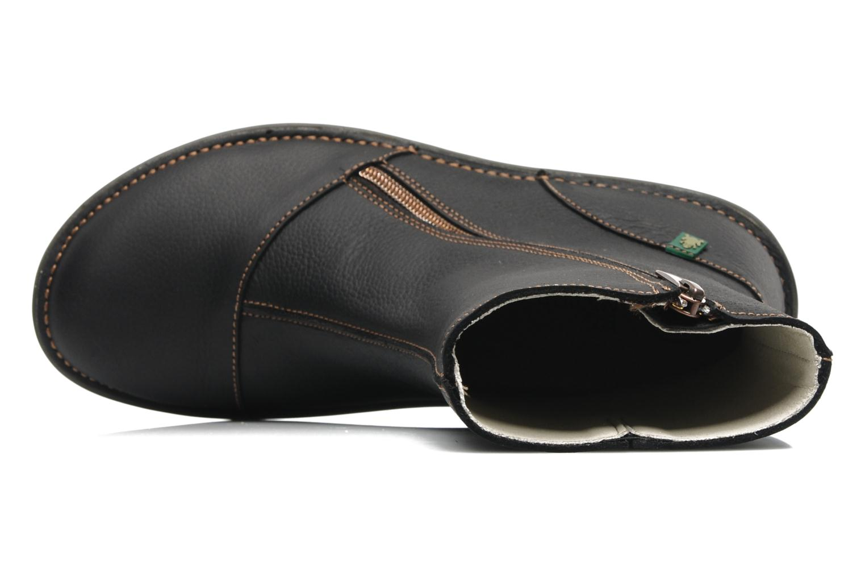 Bottines et boots El Naturalista Runas N193 Noir vue gauche