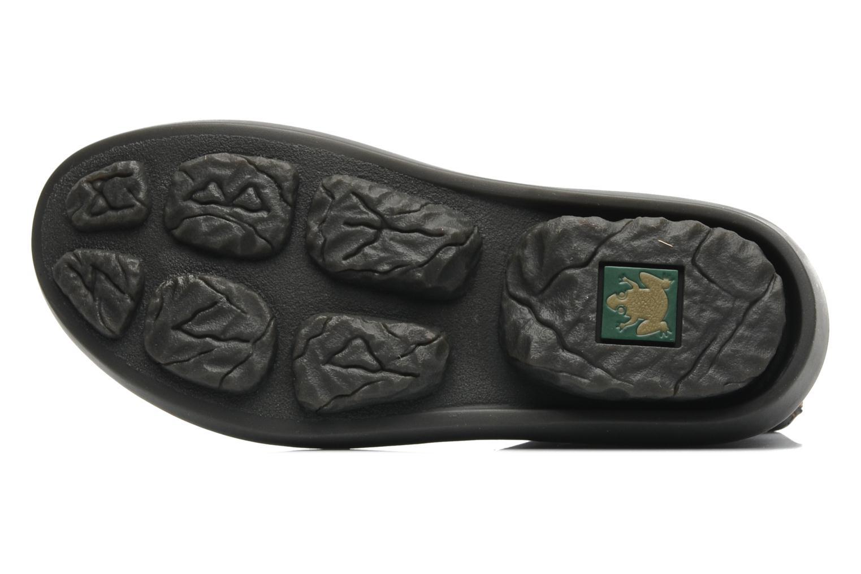 Bottines et boots El Naturalista Runas N193 Noir vue haut