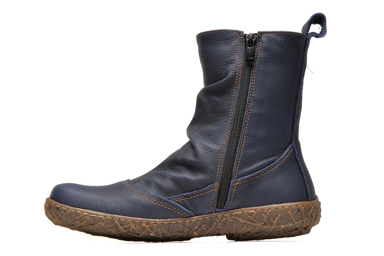 Boots en enkellaarsjes El Naturalista Nido Ella N722 Blauw voorkant