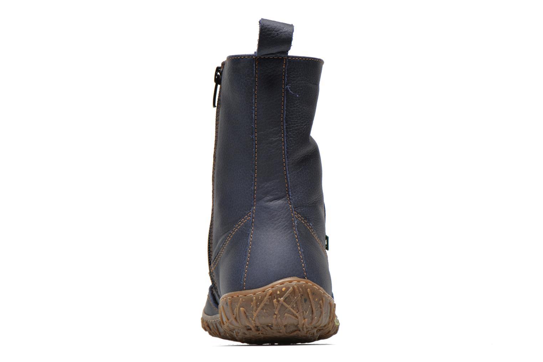 Boots en enkellaarsjes El Naturalista Nido Ella N722 Blauw rechts
