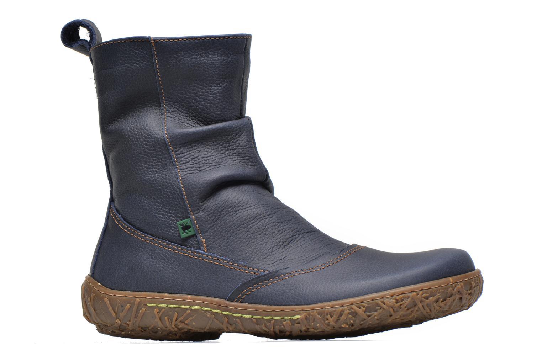 Ankle boots El Naturalista Nido Ella N722 Blue back view