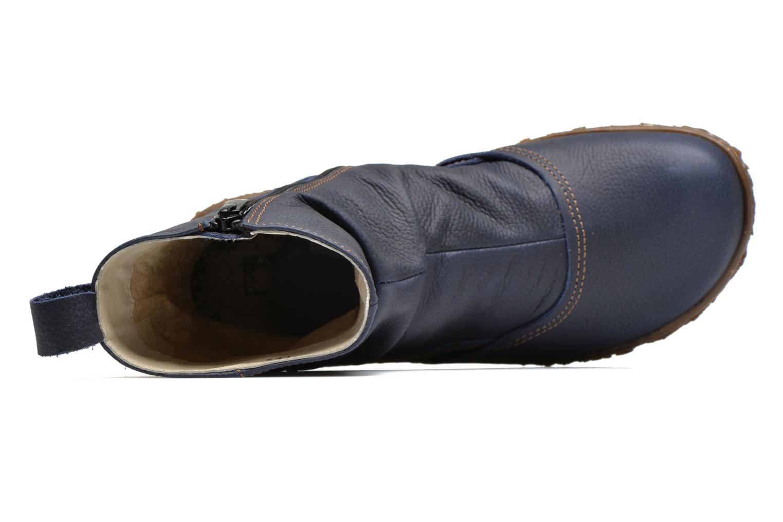 Bottines et boots El Naturalista Nido Ella N722 Bleu vue gauche