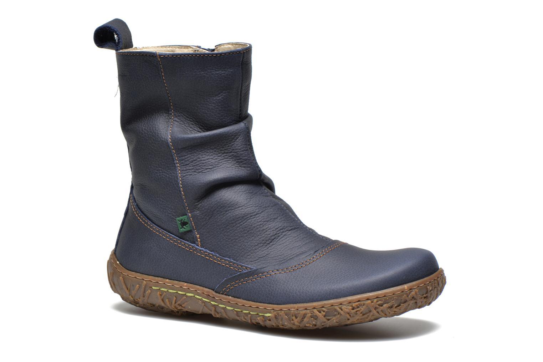 Boots en enkellaarsjes El Naturalista Nido Ella N722 Blauw detail