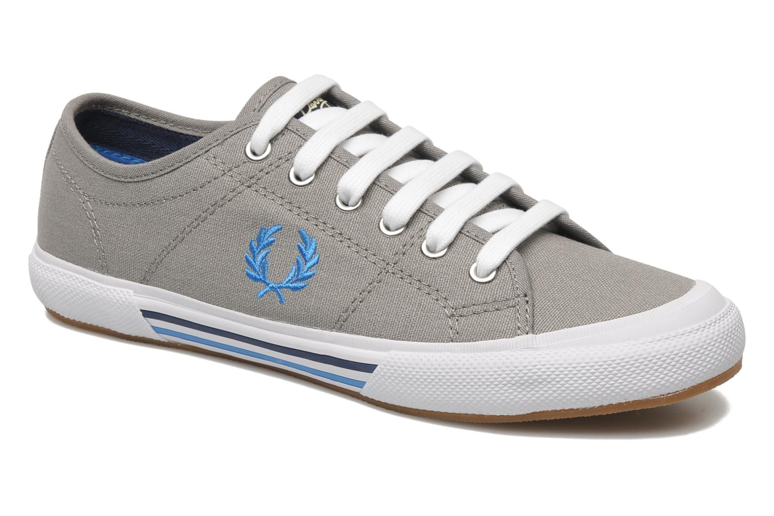 Sneakers Fred Perry VINTAGE TENNIS CANVAS Grijs detail