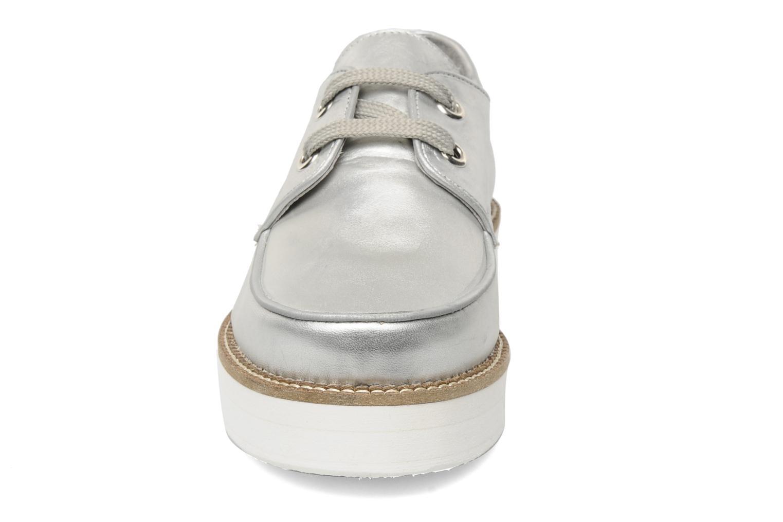 Chaussures à lacets Jonak Jamy Argent vue portées chaussures