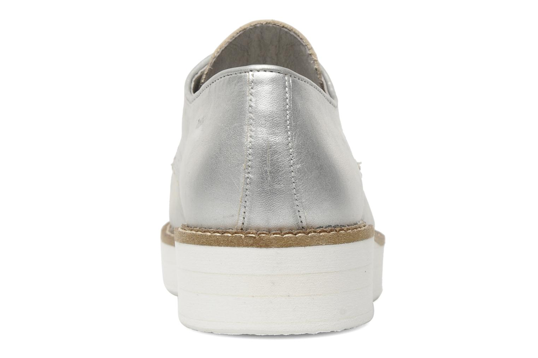 Chaussures à lacets Jonak Jamy Argent vue droite