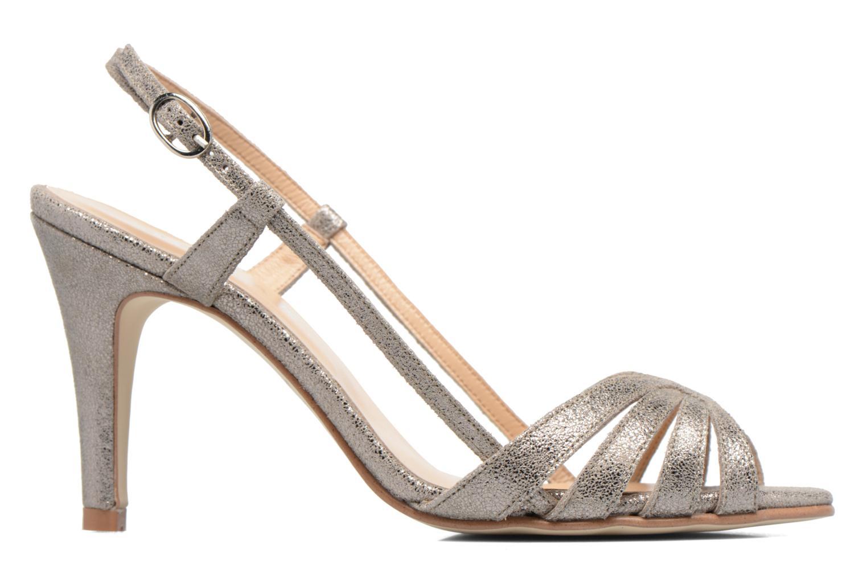 Sandales et nu-pieds Jonak Andes Argent vue derrière