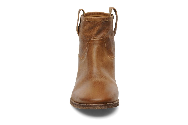 Bottines et boots Jonak Rora Marron vue portées chaussures